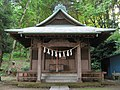 Oomatono Tsunoten Shinto Shrine in Inagi taken in May 2009.jpg
