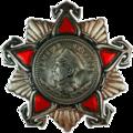 Order of Nakhimov, 2nd degree.png