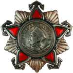 Order of Nakhimov, 2nd degree.png