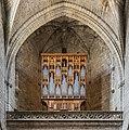 Organs of the Notre-Dame collegiate church of Villefranche-de-Rouergue 02.jpg