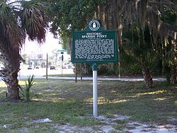 Osprey FL Historic Spanish Point marker01.jpg