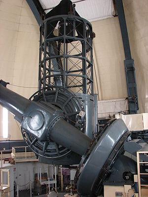 Otto Struve Telescope - Image: Otto Struve Telescope