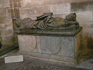 Ottokar I of Bohemia - Tomb of Přemysl Ottokar I in St. Vitus Cathedral, Prague