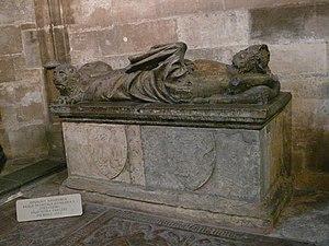 Ottokar I of Bohemia - Tomb of Přemysl Ottokar I in St. Vitus Cathedral, Prague