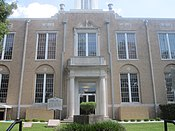 Ouachita County, AR, Courthouse IMG 2241.JPG