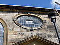 Oval window, St Chad's church, Poulton-le-Fylde.jpg