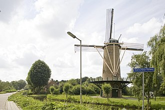 Kleiwegkwartier - Image: Overzicht van de achterkant Rotterdam 20421220 RCE