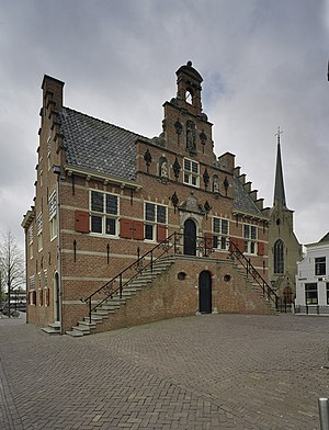 Oud-Beijerland - Old city hall