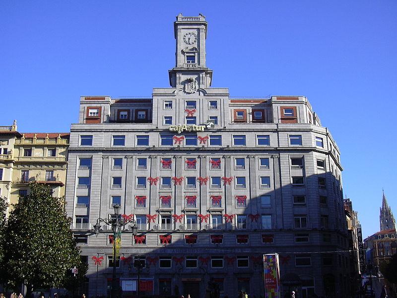 Edificio Central de Cajastur