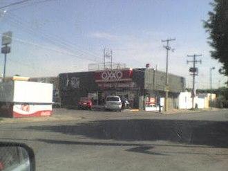 OXXO - Image: Oxxo