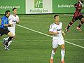 Ozil and Ronaldo vs AC Milan.jpg