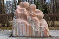 Pörtschach Hans-Pruscha-Weg Skulptur Die Familie von Prof. Hans Muhr 02032019 6089.jpg