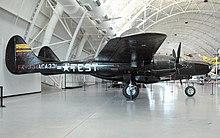 Northrop P-61 Black Widow - Wikipedia