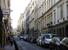 image illustrative de l'article Rue de La Tour-d'Auvergne