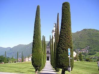 Collina d'Oro - Image: P5082065