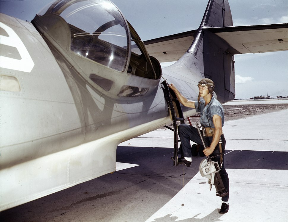 PBY Gun Blister