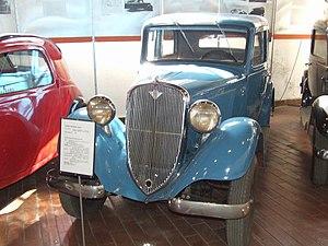 Fiat 508 - Image: PL Fiat 508 III Junak