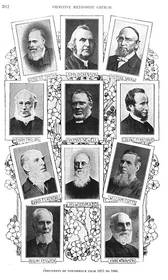 Holliday Bickerstaffe Kendall - PM Presidents including Charles Kendall (1881)