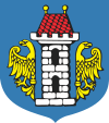 Coat of arms of Oświęcim