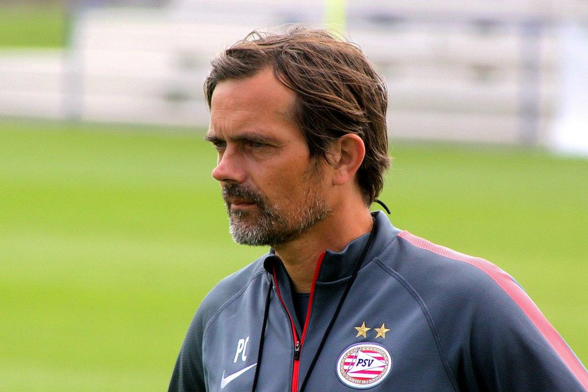Lijst van trainers van PSV - Wikipedia