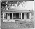 PYRAMID COTTAGE, EXTERIOR SOUTH. - 303 Third Street (House), Thomas, Jefferson County, AL HAER ALA,37-THOS,4-2.tif