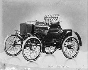 Packard Single-Cylinder - Model A Packard