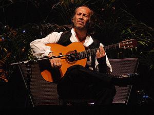 Paco de Lucía at Málaga en Flamenco Festival i...
