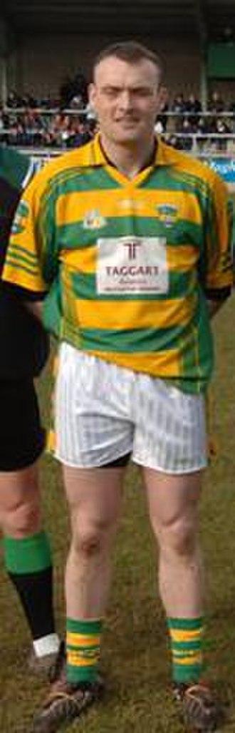 Paddy Bradley - Image: Paddy Bradley Ulster League final
