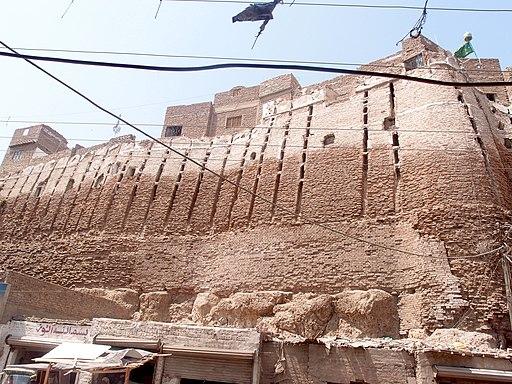 Pakka Qila view2
