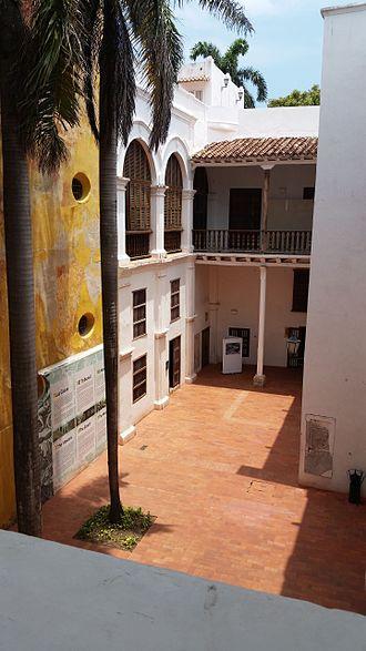 Palace of Inquisition - Palace of Inquisition interior