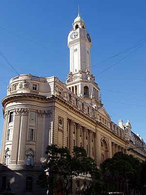 Palacio de la Legislatura de la Ciudad de Buenos Aires - Palace of the Buenos Aires City Legislature