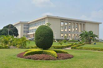 Parliament of the Democratic Republic of the Congo - Image: Palaisdupeuple
