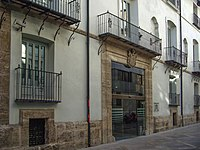 Palau dels Boïl d'Arenós, seu de la Borsa de València.jpg