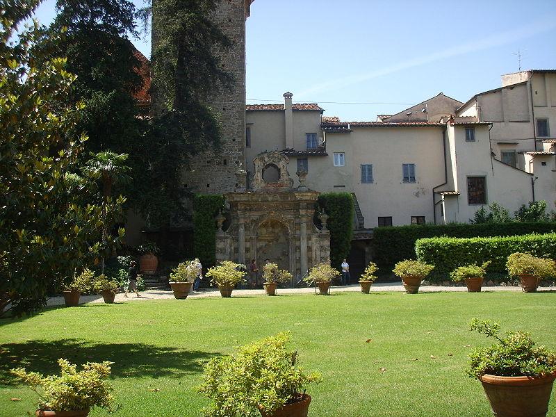 Firenze la culla del rinascimento page 2 - I giardini di palazzo rucellai a firenze ...