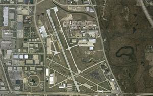 Chicago Executive Airport - USGS aerial image