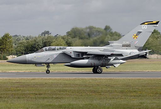 Panavia Tornado F.3, United Kingdom - Royal Air Force (RAF) JP6906697