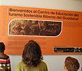 Panel expositivo del CETS de Alcalá de Guadaira.JPG