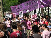 Les Panthères Roses parisiennes