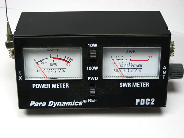 Swr Meter On Wikinow News Videos Facts