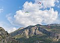 Paragliding from Babadag Mountain over the Blue Lagoon in Ölüdeniz, Turkey (49070938897).jpg