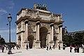 Paris - Jardin des Tuileries - Arc de Triomphe du Carrousel - PA00085992 - 000.jpg