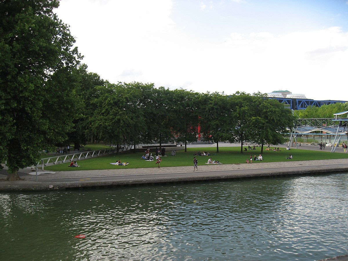 parc de la villette wikipedia. Black Bedroom Furniture Sets. Home Design Ideas