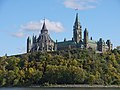 Parliament Hill from the Ottawa River.JPG