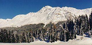 Parpaner Rothorn mountain