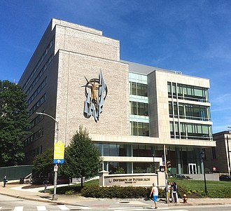 University of Pittsburgh Graduate School of Public Health - Parran Hall, the home of the University of Pittsburgh Graduate School of Public Health