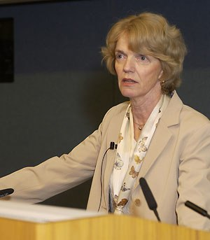 Patricia Churchland - Image: Patricia Churchland at STEP 2005 a