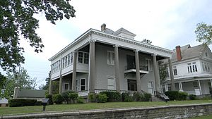 National Register of Historic Places listings in Miller County, Arkansas - Image: Patrick J. Ahern House