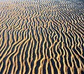 Patterns in the sand, West Kirby beach - geograph.org.uk - 266517.jpg