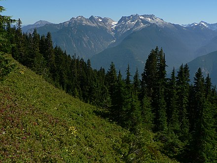 geology of the north cascades a mountain mosiac