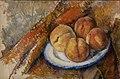 Paul Cézanne - Four Peaches on a Plate (Quatre pêches sur une assiette) - BF21 - Barnes Foundation.jpg